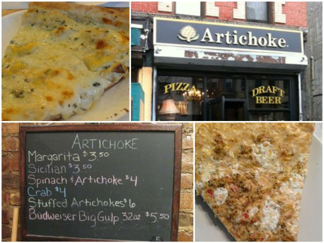 Artichoke Basille's