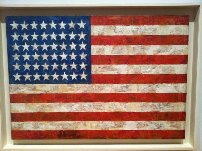 Flag | Jasper Johns