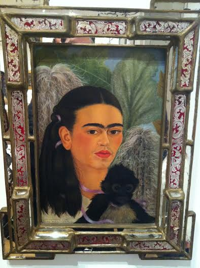 Fulang-Chang and I | Frida Kahlo