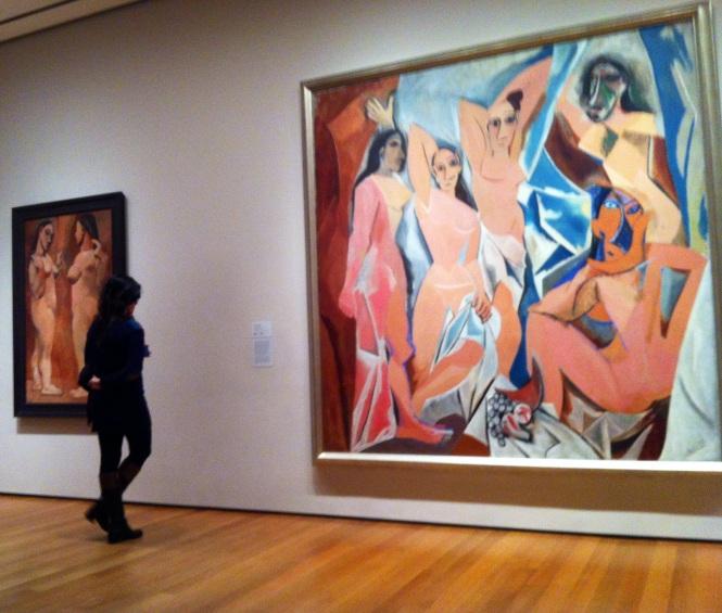 Les Demoiselles d'Avignon | Picasso
